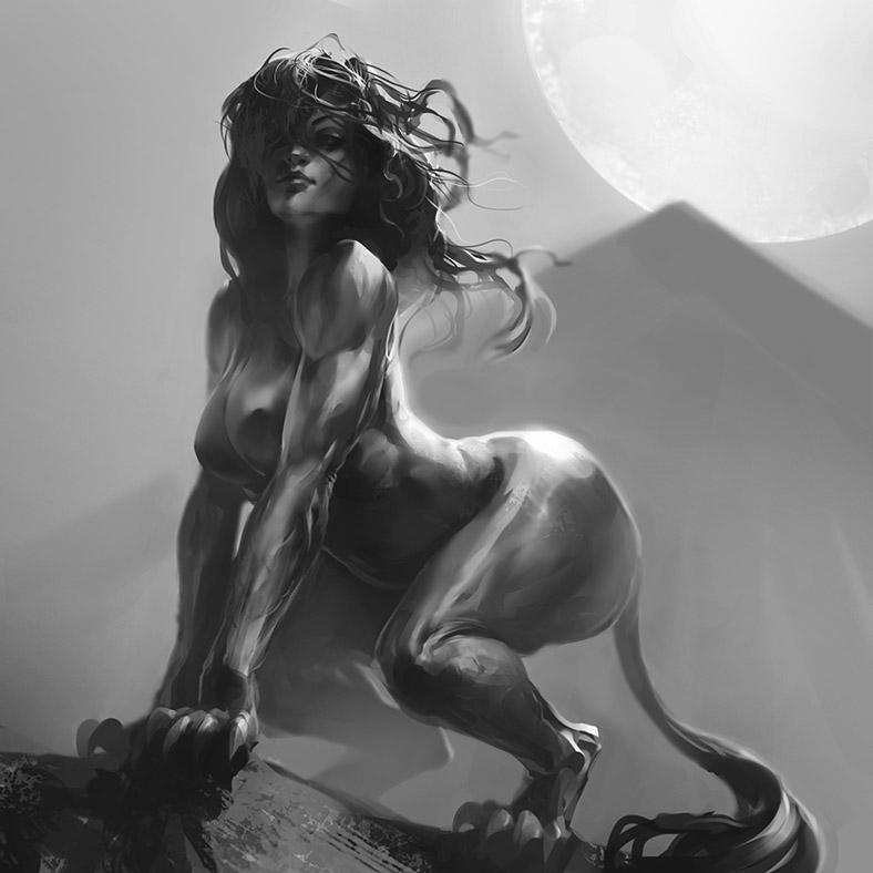 sphinxgirl